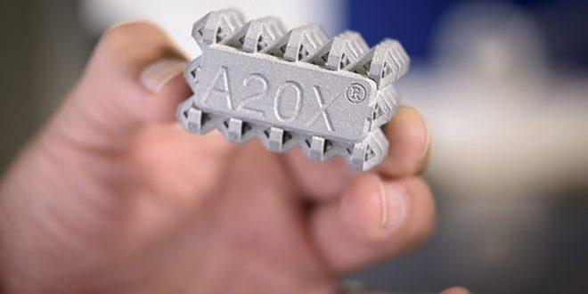 پودر A20X آلومینیوم برای پرینت سه بعدی فلزی