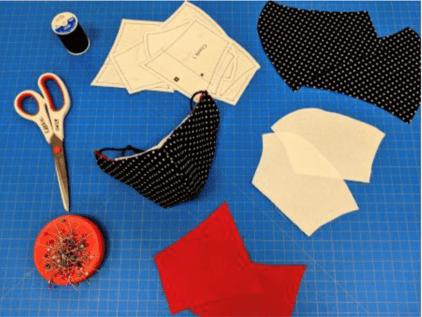 روش کلی ساخت الگوی ماسک برای طراحی الگوی پرینت سه بعدی