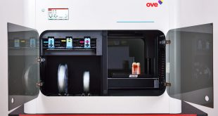 پرینتر سه بعدی FFF تمام رنگی و سریع OVE و Memjet