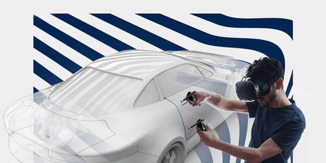 نرم افزار واقعیت مجازی CAD شرکت flyingshapes